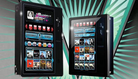 The VenueHub Digital Jukeboxes