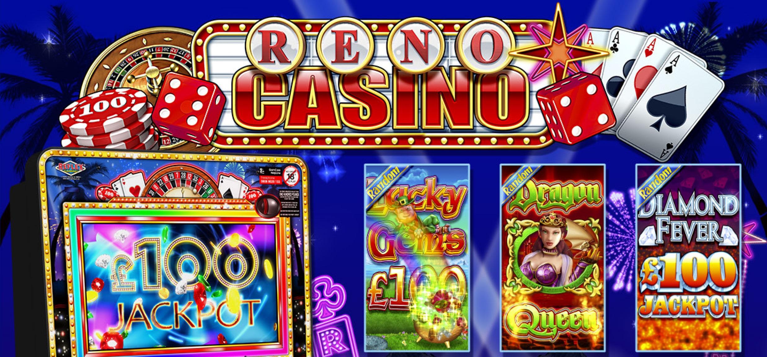 Reno Casino Cover Image