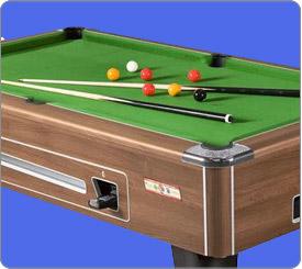 TVC Pool Table Rental