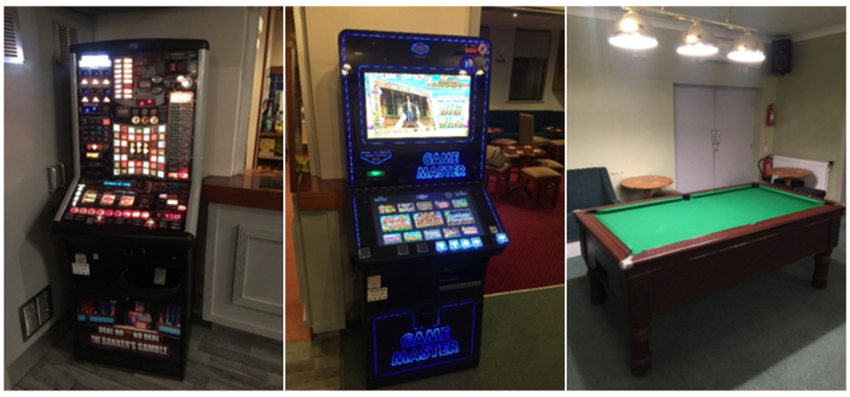 TVC Fruit Machine Install Abingdon
