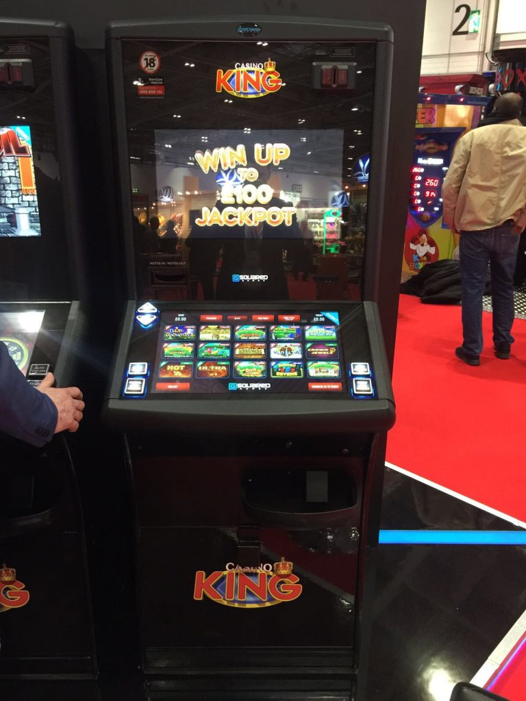 Casino King at EAG 2018