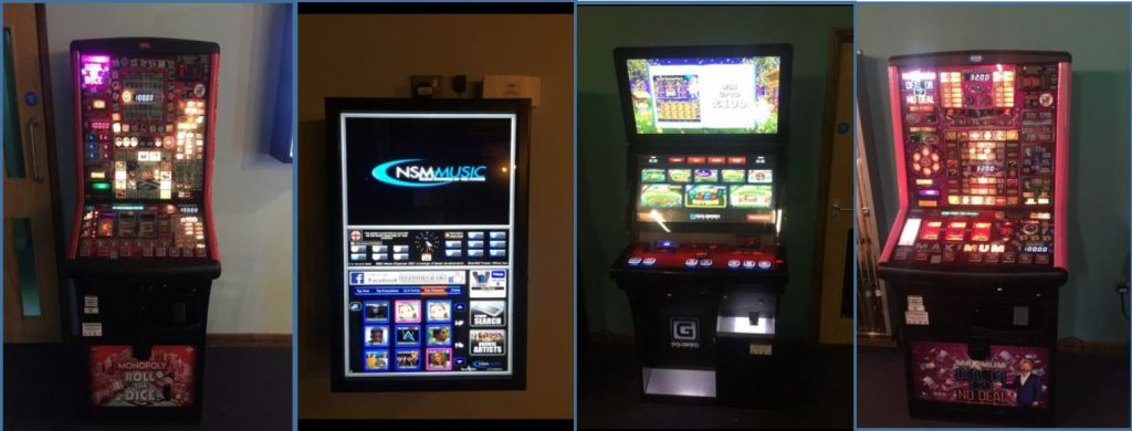 Fruit Machine Installed in Oxford