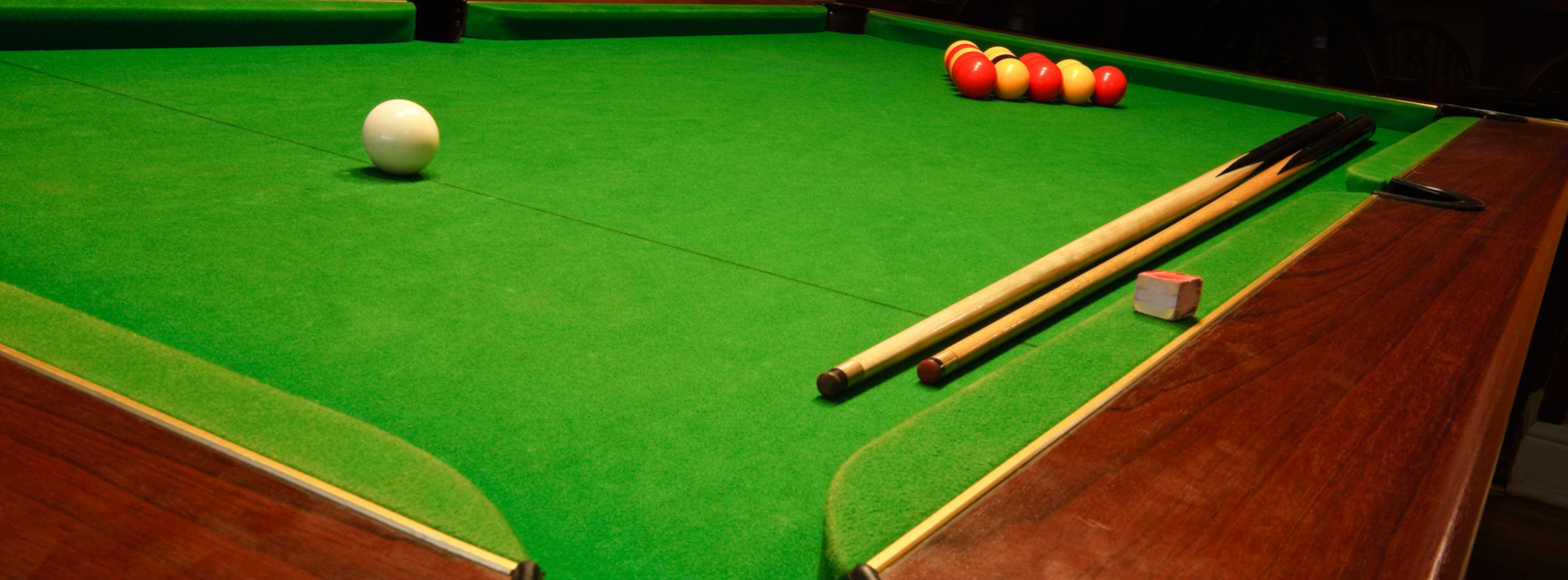 learn to get better at pool