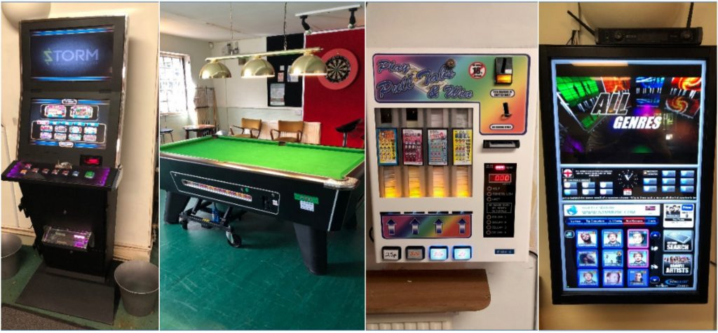 Gaming and Amusement Machine Install Andover