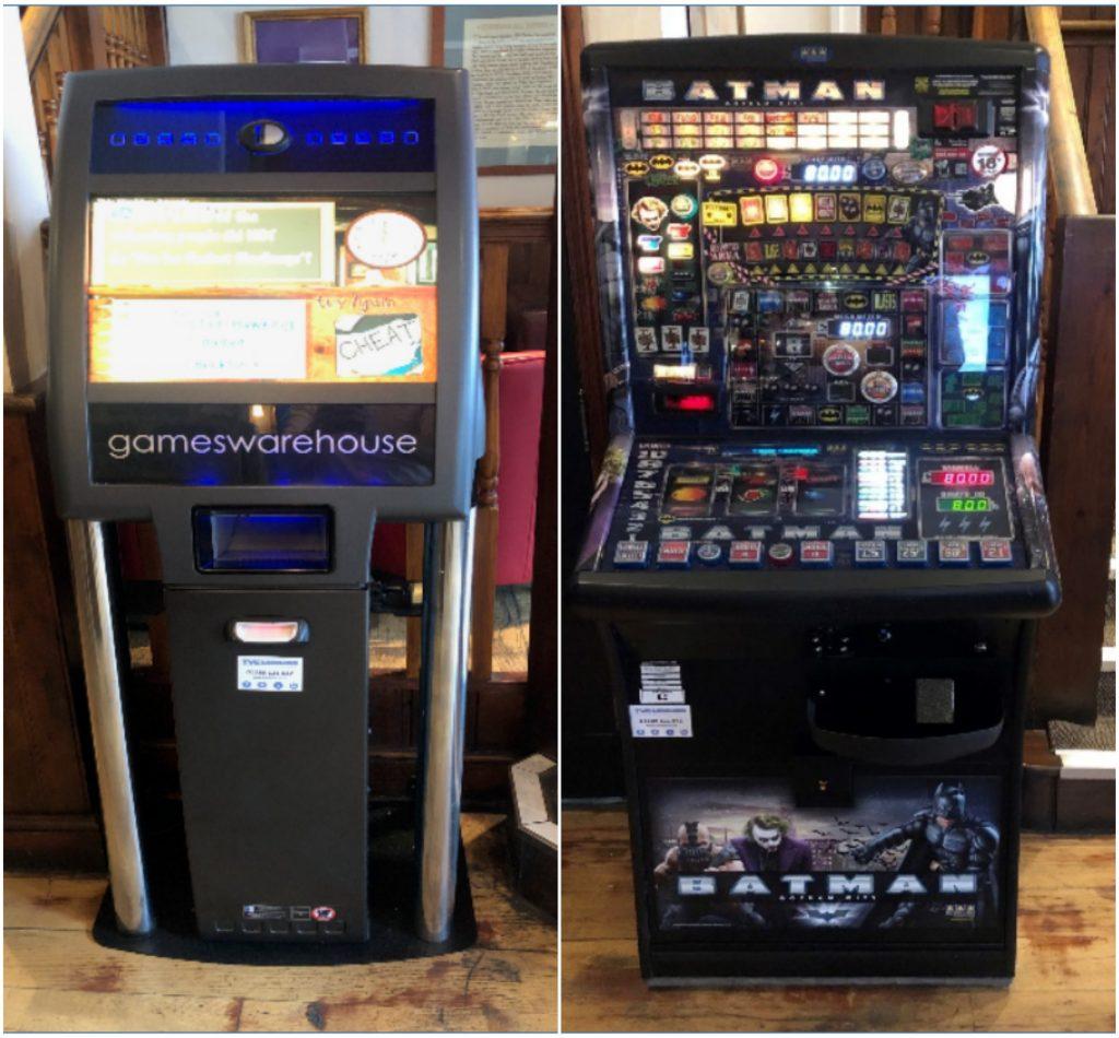 Gaming installation Streatham
