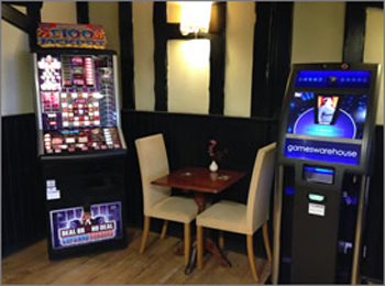 Quiz machine hire Surrey