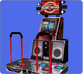 Amusement machine hire