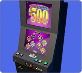 b3a lottery machine 2