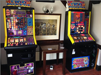 Fruit machine hire Berkshire